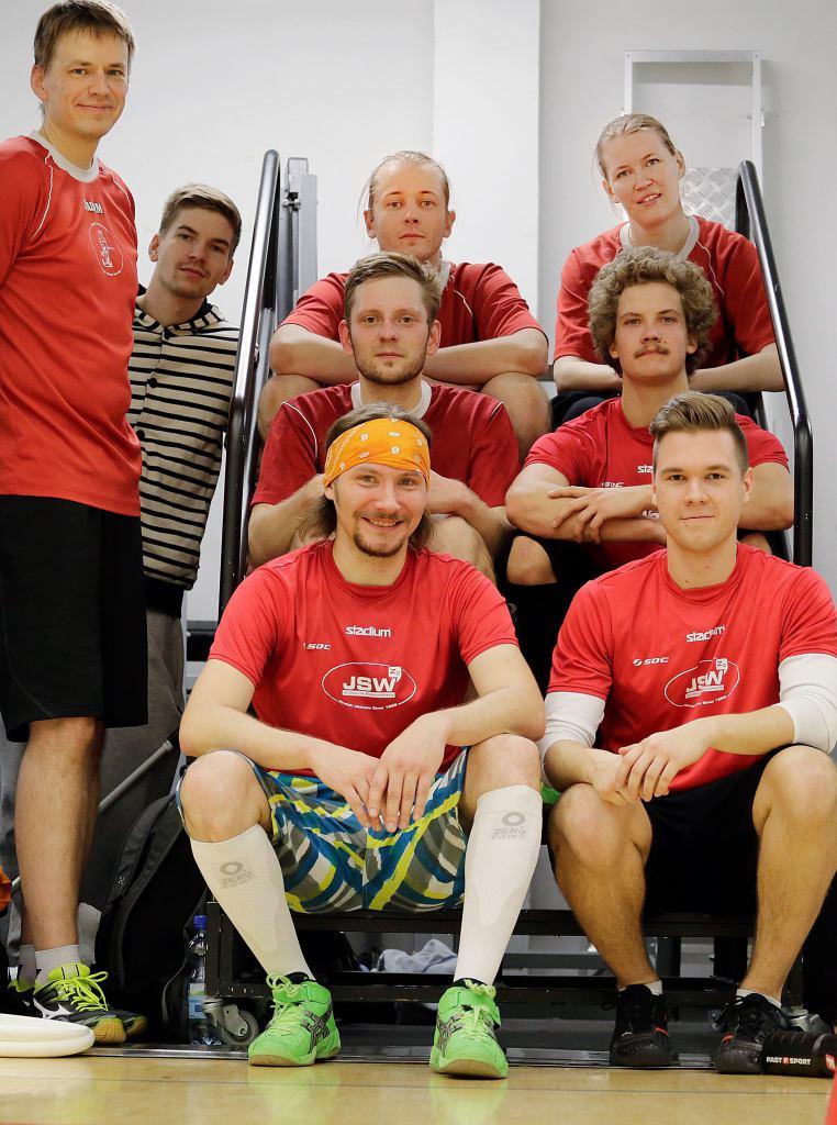 JSW talvikausi 2014 Tour 1: Sarjanousu edelleen kiikarissa