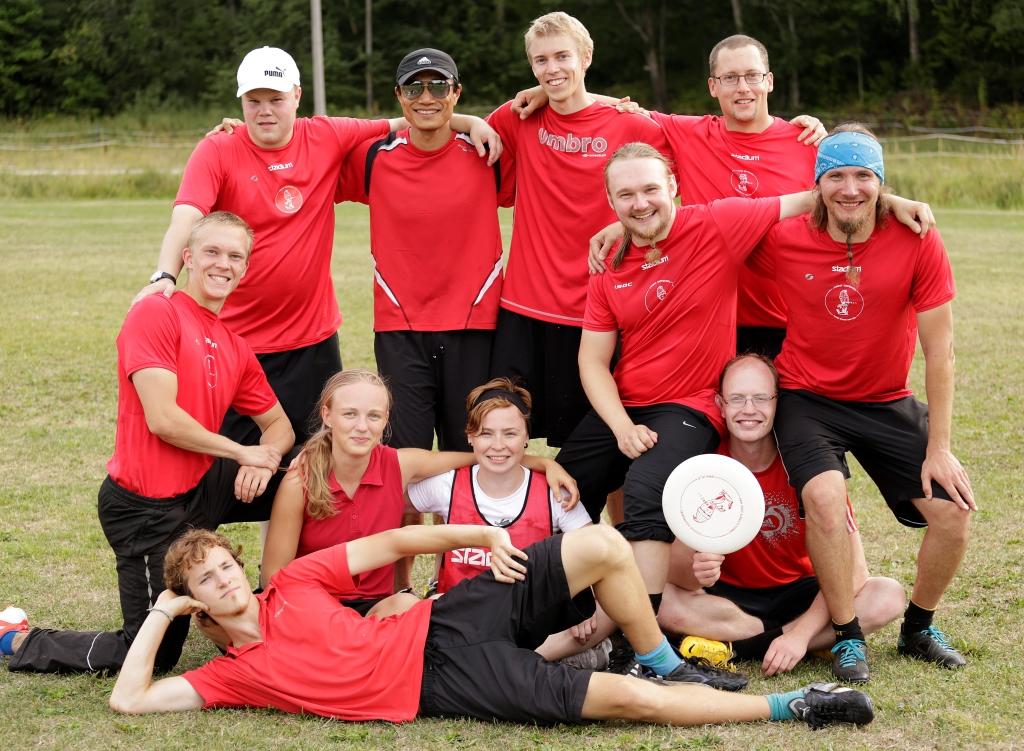 Lohi-turnaus Vantaalla, tulipa hiki!