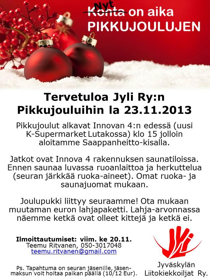Jyli_pikkujoulut 2013