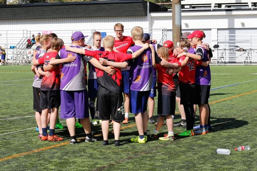 Jalkapallo Harjoitteet Juniorit