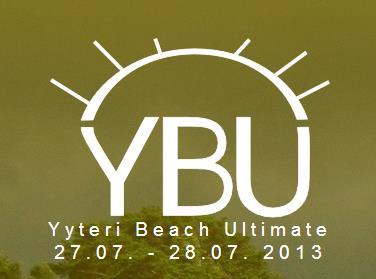 Yyteriin 130km/h lasissa eli turnausraporttia Yyteri Beach Ultimatesta