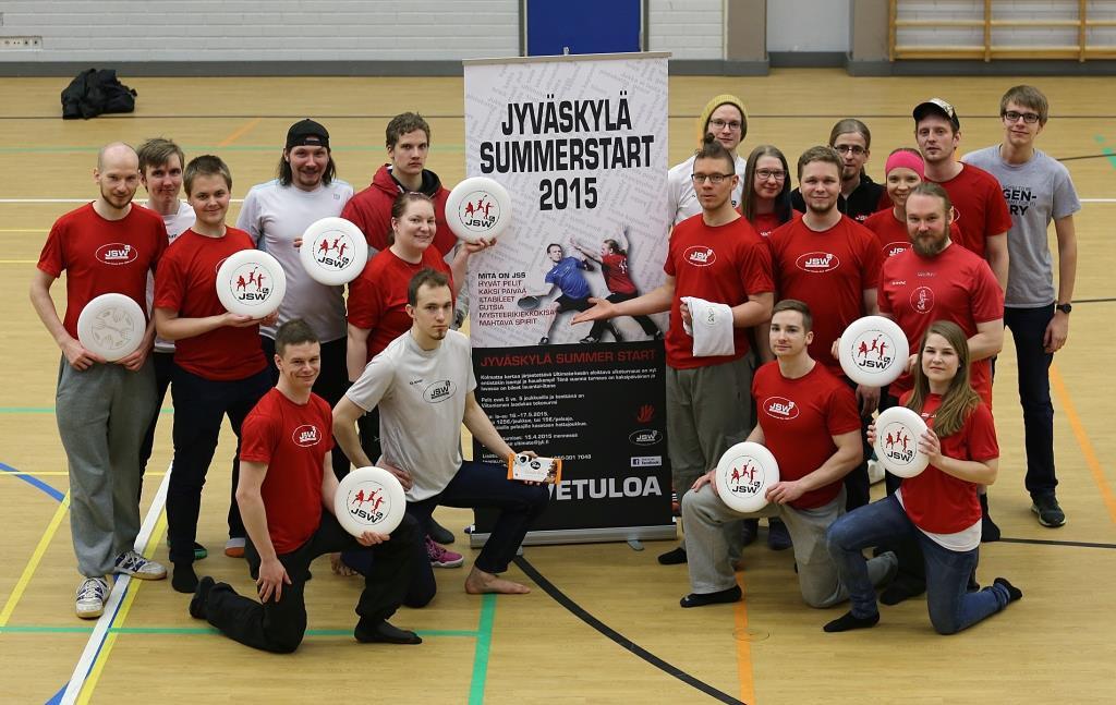 Tervetuloa Jyväskylään JSS 2015 pieni