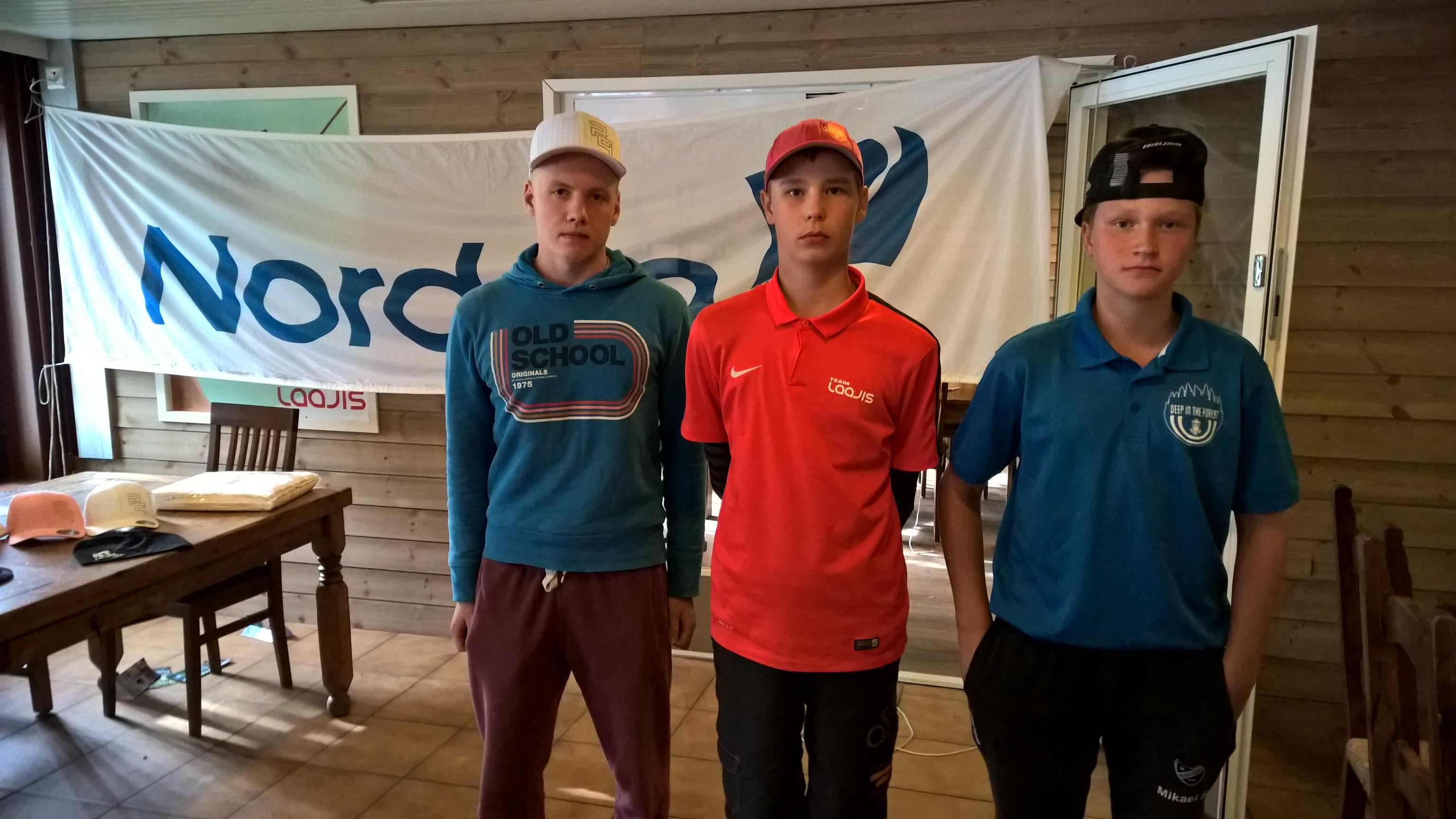Nordea Open 2015 kisattu – Jyväskylän Liitokiekkoilijat Ry
