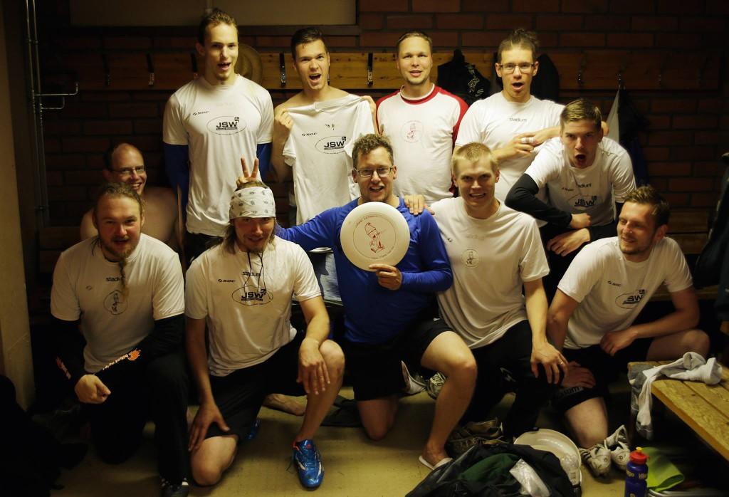 SM-Tour 2 Tampereen tuulessa ja tuiskussa